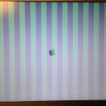 MacBook Pro 17(Early 2011)のディスプレイ不具合(タテ縞)修理顛末